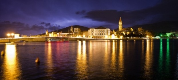 "Trogir – ""Tourist flower – Quality for Croatia 2011."""