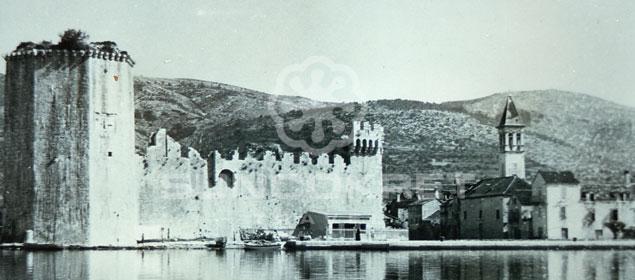 Trogir History - Kamerlengo