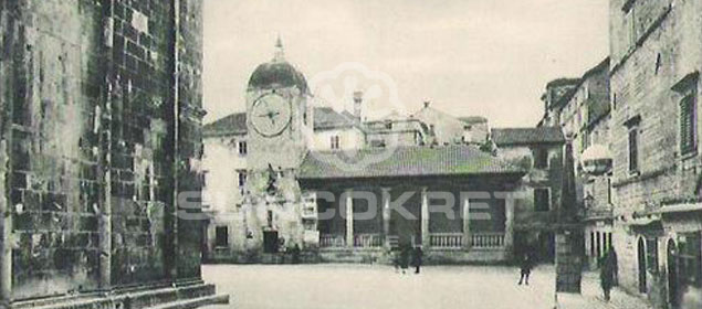 Trogir History Square